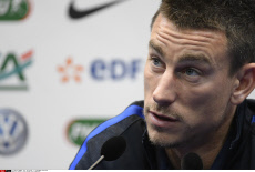 Football: France players Press Conference