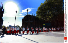 Celebrations to mark start of the legal year, London, UK - 03 Oct 2016