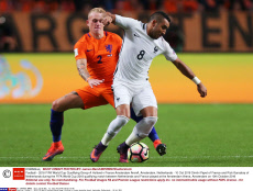 Football - 2018 FIFA World Cup Qualifying Group A Holland v France Amsterdam ArenA, Amsterdam, Netherlands - 10 Oct 2016