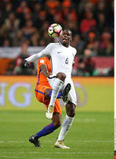 Football: World Cup Group A qualifying match Netherlands vs France