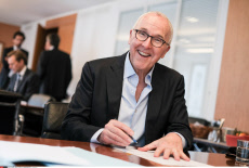 Frank McCourt OM new owner