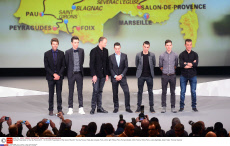 Cycling Presentation of Tour de France 2017 - 18 Oct 2016