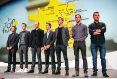 Cycling : Official Presentation of the Tour de France 2017