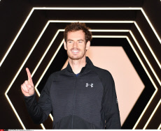 Paris: Britain's Andy Murray New ATP World Number One