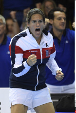 mélie Mauresmo first woman appointed to captain France's Davis Cup