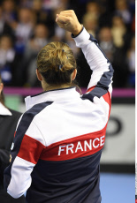 France Tennis Amelie Mauresmo stands down as France Fed Cup captain