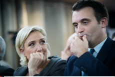 Florian Philippot leaves Front National party