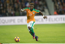 Lens: International Friendly match between France and Ivory Coast