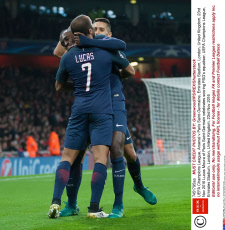 UEFA Champions League, Arsenal v Paris Saint-Germaine, Emirates Stadium, London, United Kingdom, 23rd Nov 2016