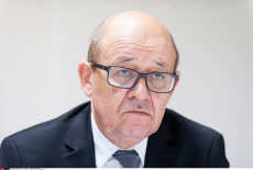Rennes Jean Yves Le Drian Defense Minister 12th of december 2016