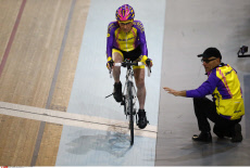 France Hour Record-105 Years Old