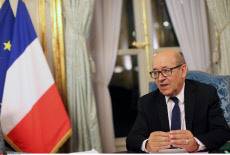 Jean-Yves Le Drian - Exclusif