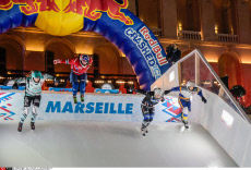 Red Bull Crached Ice speed skating Marseille 2017