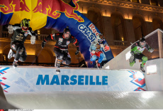 Red Bull Crashed Ice speed skating Marseille 2017