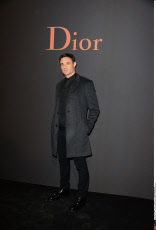 Paris : Dior Paris Fashion Week Menswear Fall/Winter 2017-2018