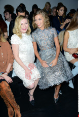 Celebs at Ralph & Russo Show