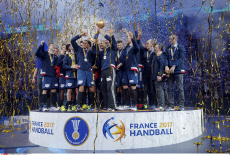 APTOPIX France Handball World Championship