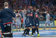 Paris: Final France vs Norway Handball World Championship