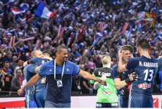 Mondial Handball: 25th IHF Men's World Championship 2017 Final between France and Norway