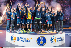 Handball IHF Mens World Championship France 2017 Final France - Norway
