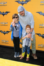 Premiere Of Warner Bros. Pictures' 'The LEGO Batman Movie' - Arrivals