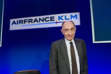 Paris.Air France KLM financials results.