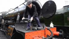 Steam Train Cooking