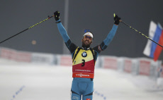 Martin Fourcade World cup Biathlon