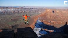 Wake Up, Run Then Base Jump