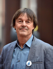 Paris: Nicholas Hulot sur France 5
