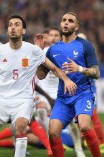 Saint-Denis: International Friendly match between France and Spain
