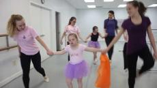 Kids With Down Syndrome ballet