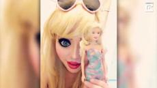 Woman Spends 20K To Become Doll