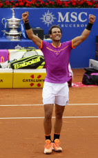 Spain Tennis Barcelona Open