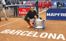 Barcelona Open Tennis Tournament