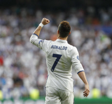 Champions League Ronaldo v Atletico 3-0