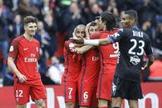 Paris Saint-Germain v Bastia