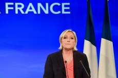 Marine Le Pen Speech
