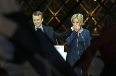 French Presidential Election/ Macron