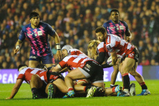 Gloucester Rugby v Stade Francais, European Rugby Challenge Cup - 12 May 2017