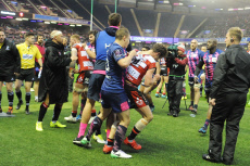Gloucester v Stade Francais, European Rugby Challenge Cu Final, Rugby Union, BT Murrayfield Stadium, Edinburgh, Scotland, UK - 12 May 2017