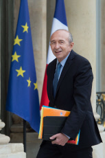 Paris. French government weekly cabinet