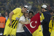 Fenerbahce EuroLeague Final Four Champion