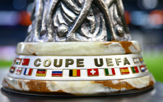 Europa League final Ajax A v Man Untd
