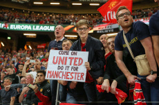 Ajax v Manchester United, Europa League Final - 24 May 2017
