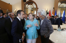G7 Summit in Taormina Expended session with head of State