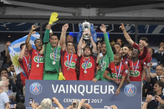 PSG 11eme Coupe de France