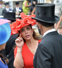 Royal Ascot, Day Three, Ladies Day.