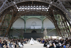 APTOPIX Paris Fashion Chanel