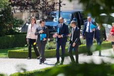 Paris: Edouard Philippe addresses his general policy speech at the National Assembly